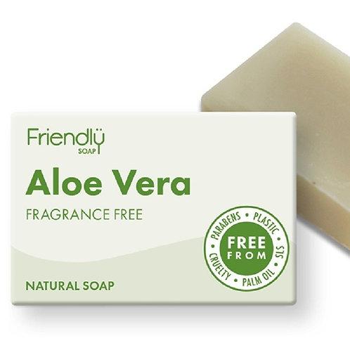 Aloe Vera Soap Bar - 95g