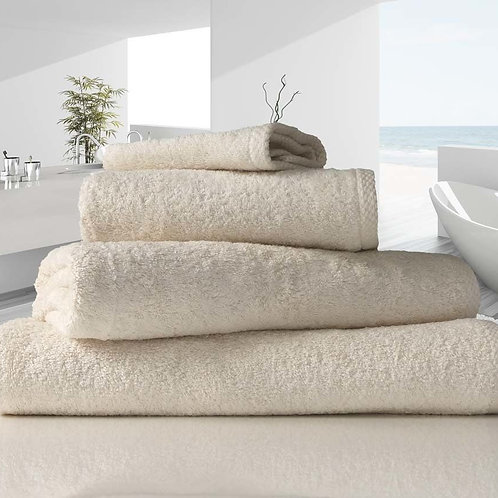 Natural Luxury 100% Organic Cotton 500 Gsm Towel
