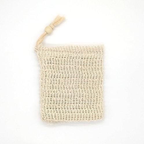 Sisal Soap Saver Bag