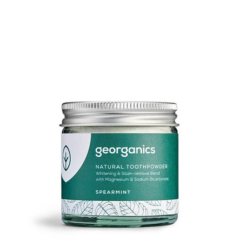 Spearmint Natural Toothpowder 60 ml