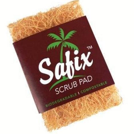 Safix Scrub Pad - Coconut Fiber Scouring Pad - Large