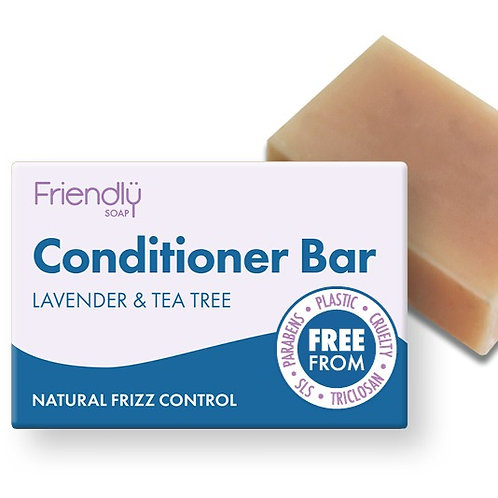 Lavender & Tea Tree Conditioner Bar 95g