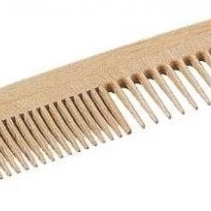 Wooden Short Hair Comb