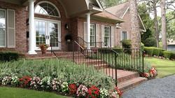 Pinehurst #7 homeowner railing