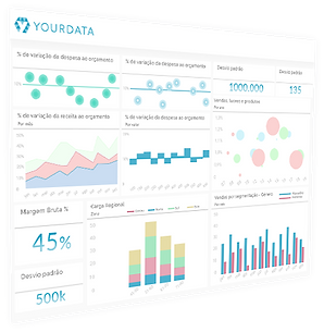 Yourdata Dashboard example