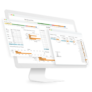 Tableau Software Dashboard example