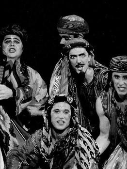 Joseph tour 1995