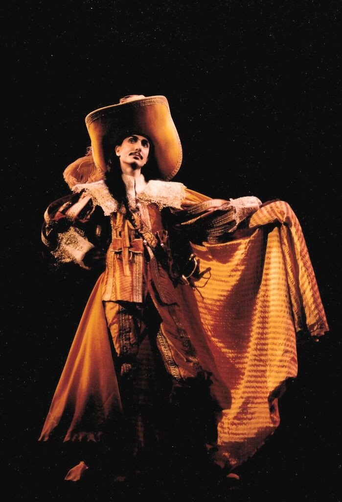 Valvert in Cyrano the Musical
