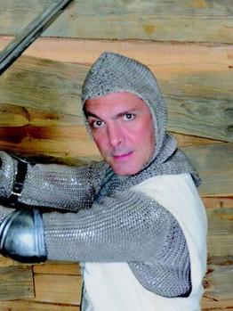 Lancelot in Spamalot