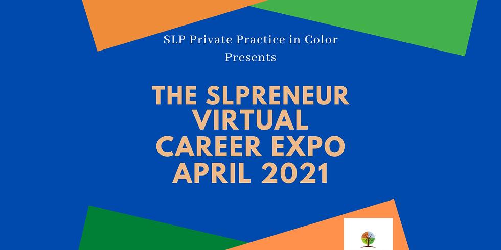 The SLPreneur Virtual Career Expo