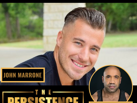 EP 16 - Interview with John Marrone