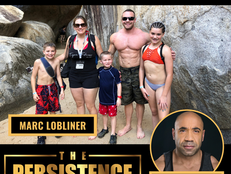EP 47 - The #1 Lifestyle Hack to Master Adversity (with Marc Lobliner)