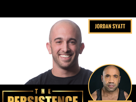 EP 7 - Interview with Jordan Syatt