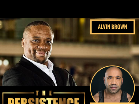 EP 8 - Interview with Alvin Brown