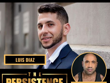 EP 44 - 3 Hacks To Making Successful and Purposeful Podcasts with Luis Diaz