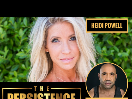 EP 1- Interview with Heidi Powell