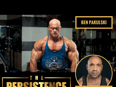 EP 10 - Interview with Ben Pakulski