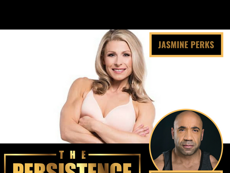 EP 11 - Interview with Jasmine Perks