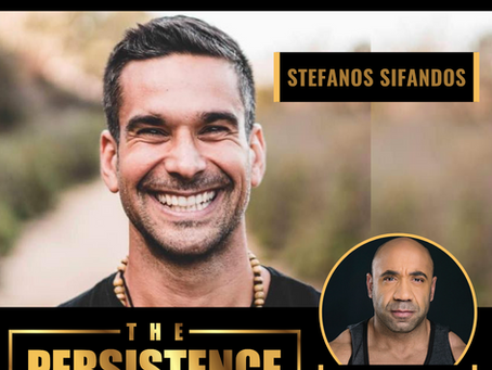 EP 43 - Discover the Definition of Manhood While Expanding Your Mind with Stefanos Sifandos