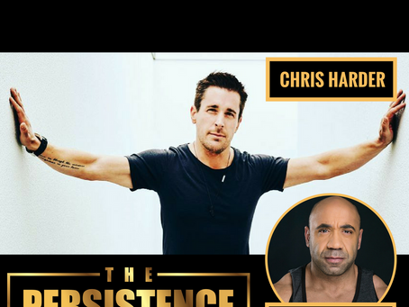 EP 3 - Interview with Chris Harder