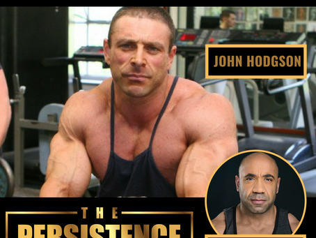 EP 17 - Interview with John Hodgson