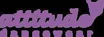 Attitude dancewear, logo. Rauma
