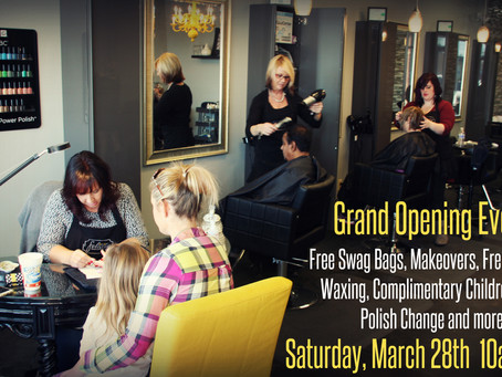 Grand Opening Event!!