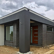 We have just finished this #Quattro home in ballarat I'm loving these colors together