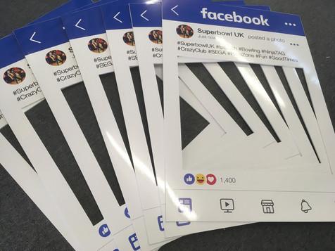 Facebook Selfie Frames