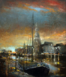 Montelbaen toren Amsterdam