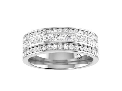 Luxury Diamond Band - RP0011