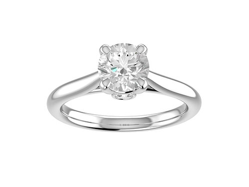 Brilliant-Cut Diamond Ring - RP0077
