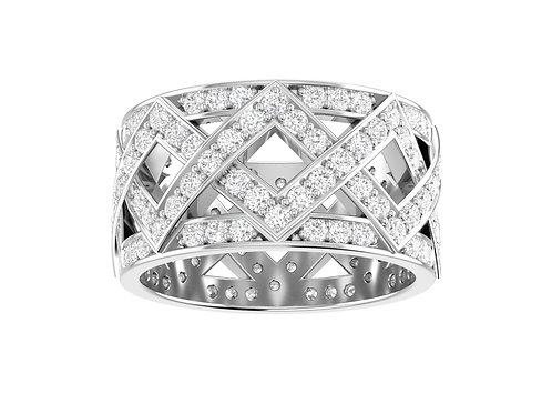 Luxury Diamond Band - RP0128