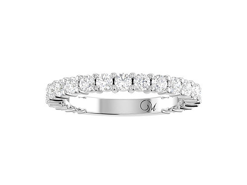 Diamond Wedding Band - P1577