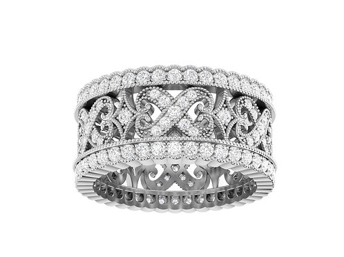 Vintage Diamond Ring - RP1306
