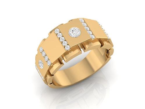 Men's Diamond Ring - RP1554