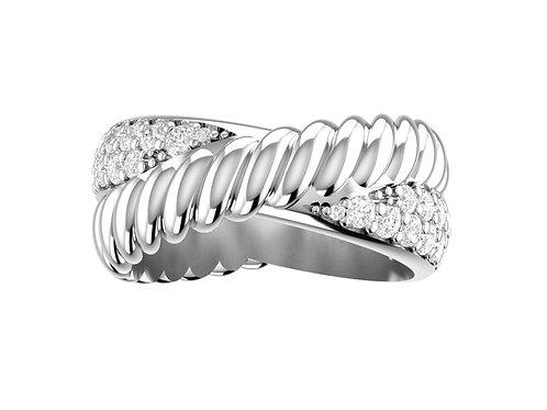 Twisted DiamondBand - RP0512