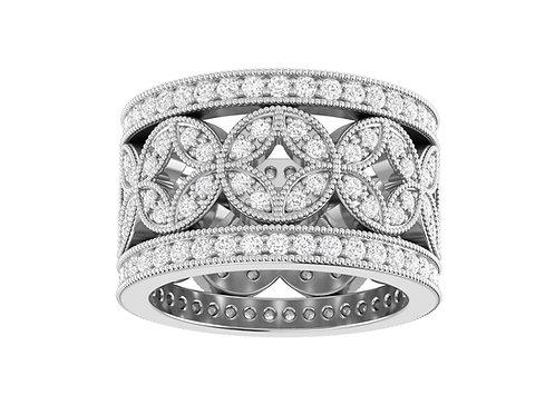 Elegant Diamond Band - RP0200