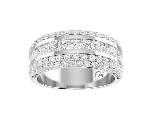 Luxury Diamond Band - RP0101