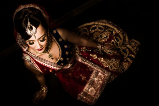 Adsain bridal picture