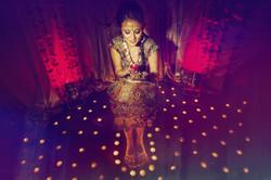 Mehdi Night hindu wedding