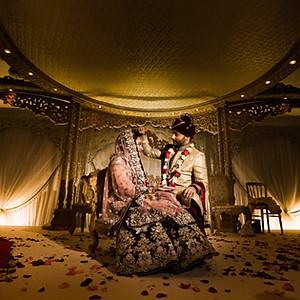 Chandni + Vishal - Addington Palace