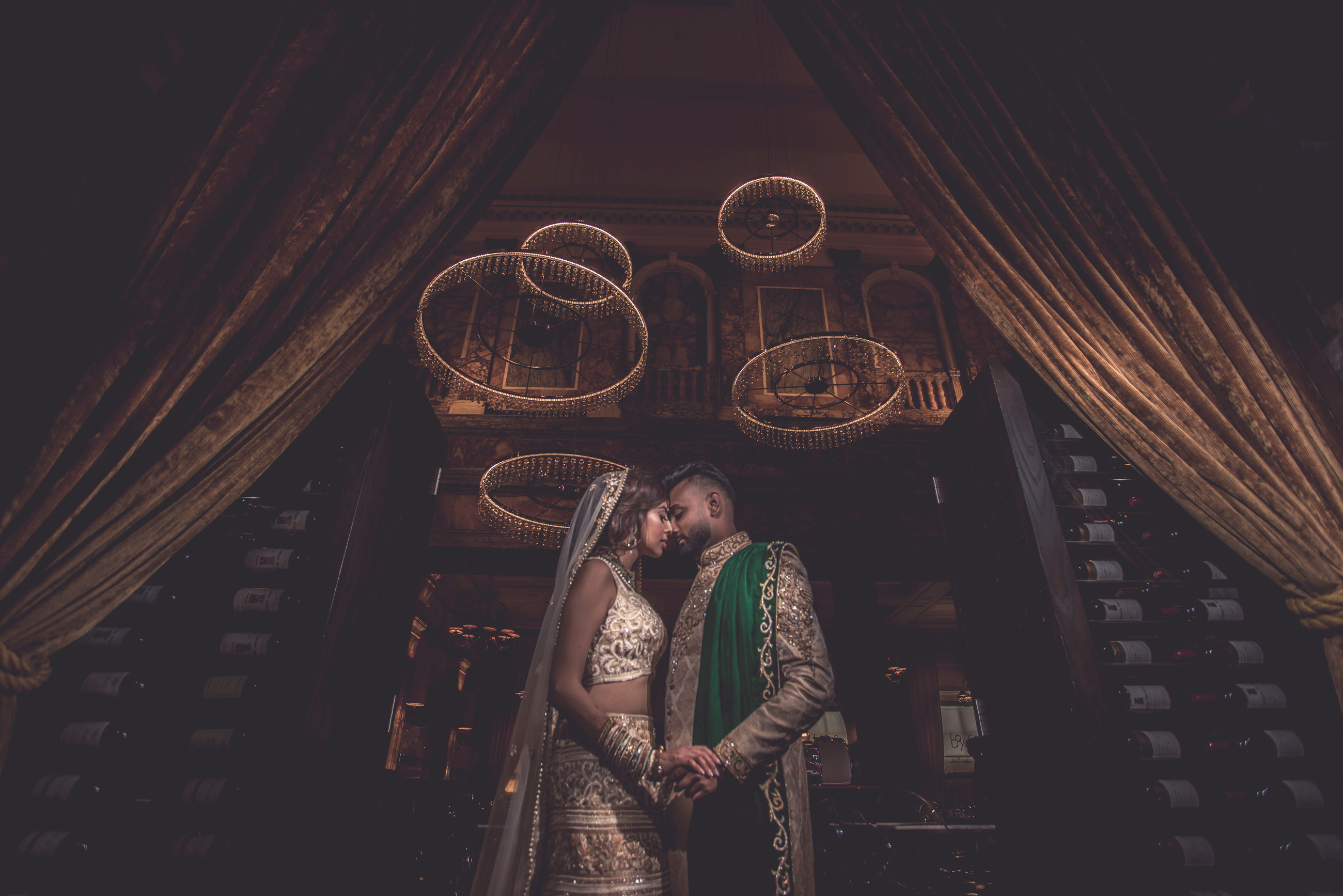 Indian wedding photo