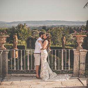 Mark & Sally - Italy, Siena