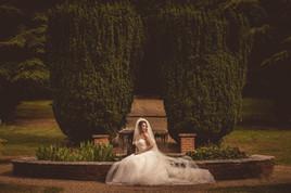 Hunton Park wedding