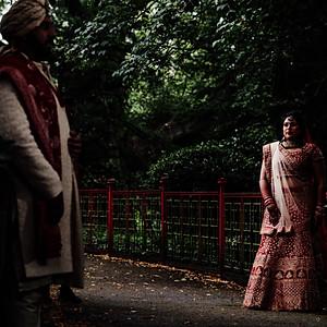 Vinesh and Vaidehi