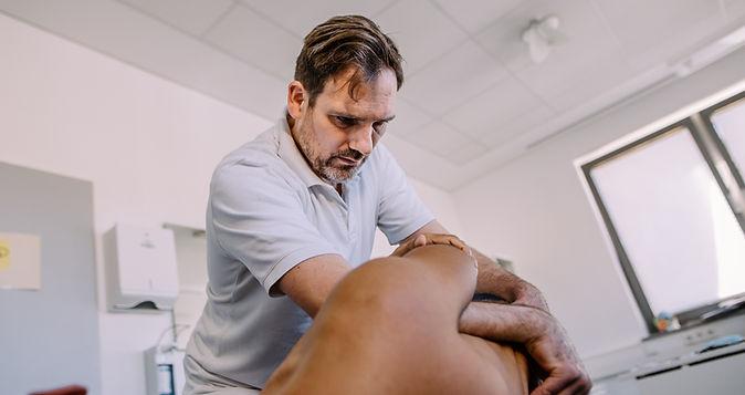 Carsten Schröder, Arzt und Osteopath