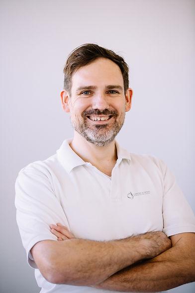 Carsten Schröder, Osteopath
