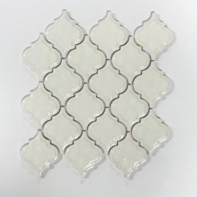 Geoscapes Lantern Convex White Gloss