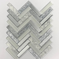 Titan Galaxy Herringbone Glass